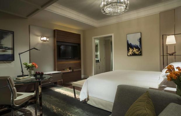 фотографии Four Seasons Hotel Shanghai изображение №20