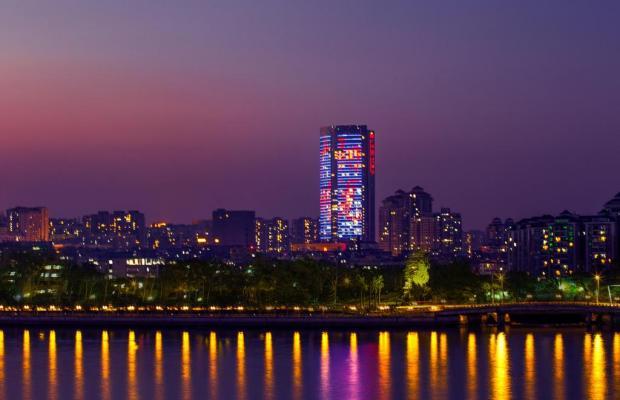 фото отеля Soluxe Hotel Guangzhou изображение №21