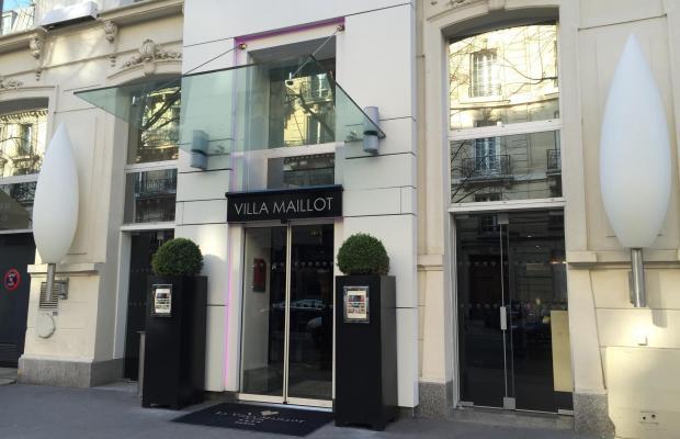 фото отеля La Villa Maillot изображение №1
