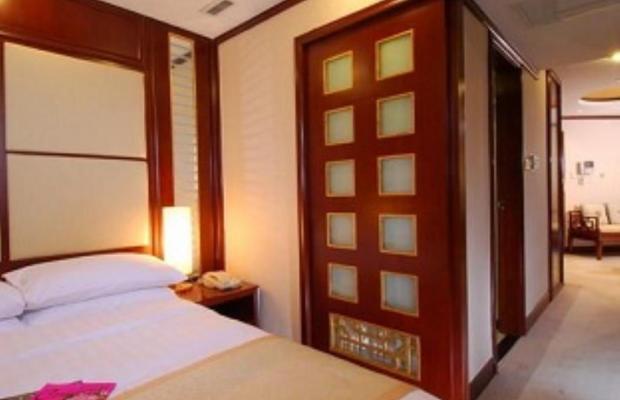 фотографии отеля Brightel All Suites Shanghai (ех. Golden Tulip Ashar Suites City Centre) изображение №19