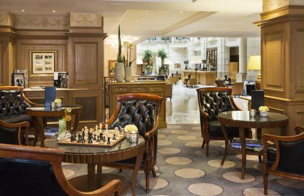 фотографии Marriott Hotel Champs-Elysees изображение №36