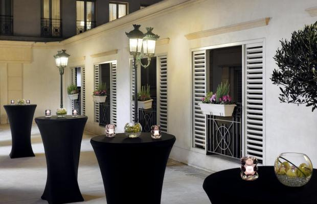 фотографии отеля Marriott Hotel Champs-Elysees изображение №27