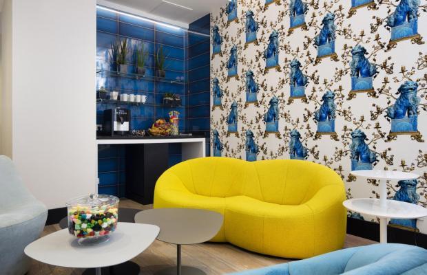 фотографии отеля Mercure Paris Haussmann St Augustin изображение №7