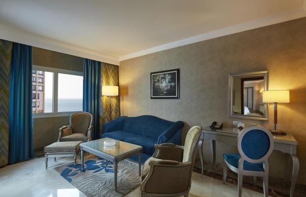фото Hilton Alexandria Corniche (ex. Maritim Jolie Ville Hotel; Renaissance) изображение №10