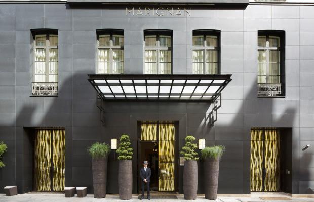фото отеля Hotel Marignan Champs-Elysees изображение №1