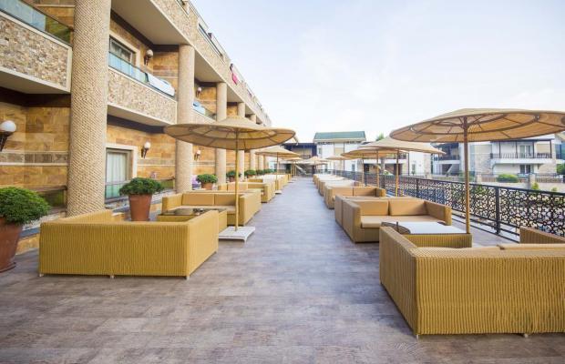 фотографии отеля Botanik Resort Hotel изображение №15