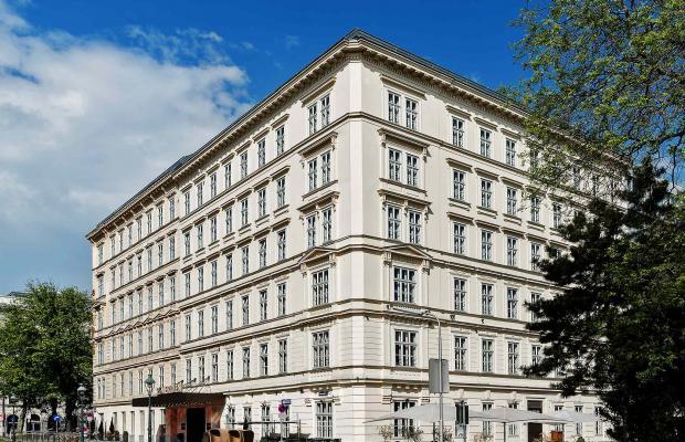 фото отеля Le Meridien Vienna изображение №1