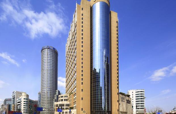 фото отеля InterContinental Shanghai Pudong изображение №1