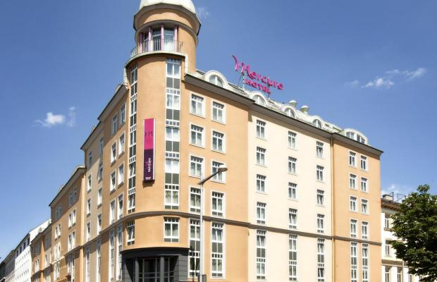 фотографии отеля Mercure Wien Westbahnhof изображение №23