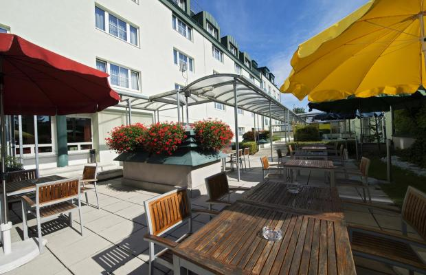 фото отеля Park Inn by Radisson Uno City Vienna изображение №37