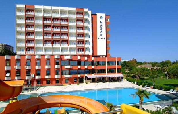 фото Nazar Beach City & Resort Hotel изображение №18
