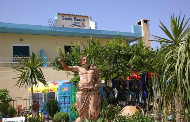 фото Sandy Beach Hotel Georgioupolis (ex. Akti Manos) изображение №18