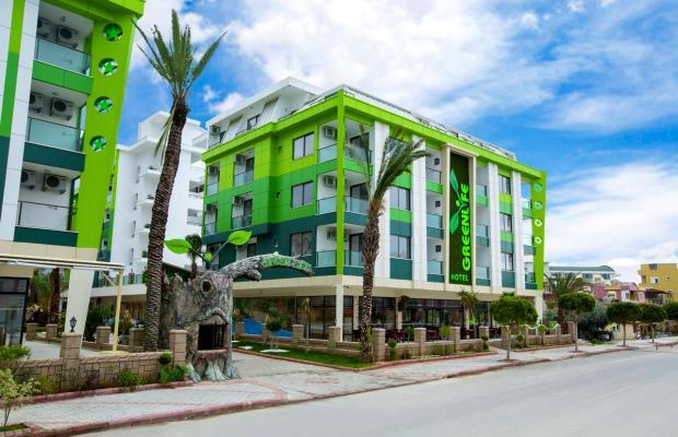 фотографии отеля Green Life изображение №19