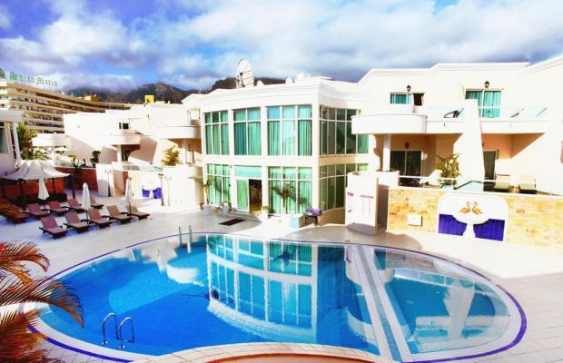 фотографии отеля Flamingo Suites изображение №3
