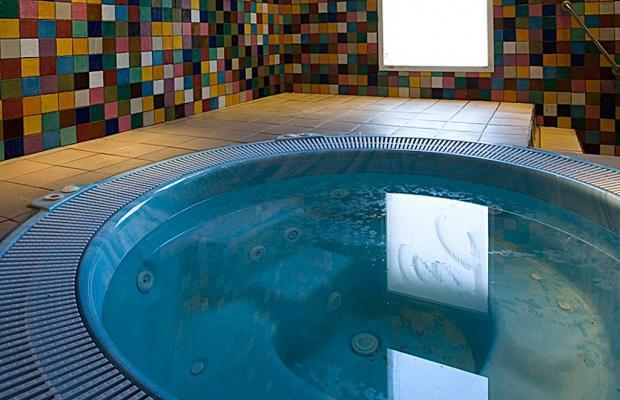 фото отеля Sercotel Balneario Seron изображение №29