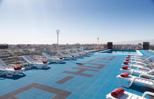 фотографии отеля Expo Hotel Valencia изображение №27