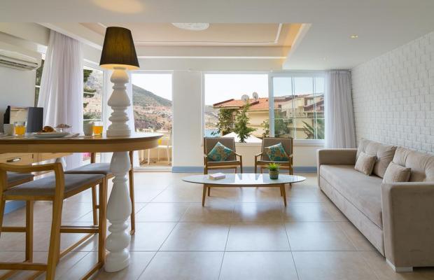 фотографии отеля Kalkan Suites (ех. Samira Garden) изображение №11