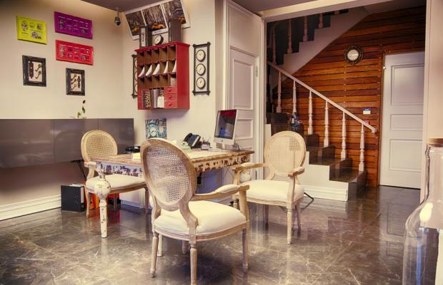 фотографии отеля Upper House Hotel изображение №3