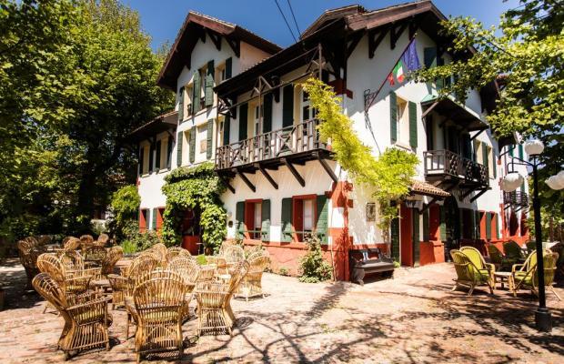 фото отеля Albergo Quattro Fontane изображение №1