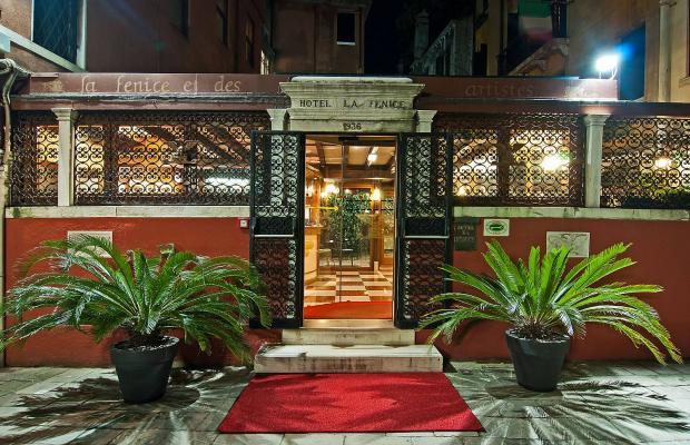 фото отеля La Fenice & Des Artistes изображение №29