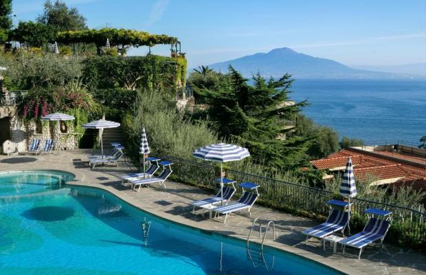 фотографии отеля Grand Hotel Capodimonte изображение №59
