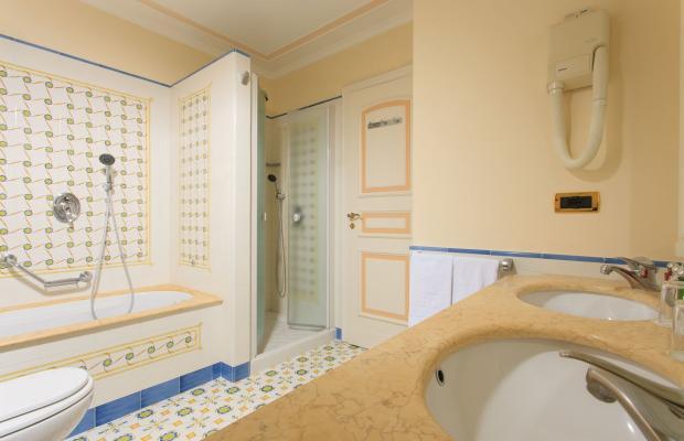 фотографии отеля Grand Hotel Capodimonte изображение №43