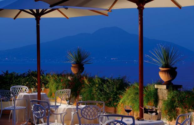 фотографии отеля Grand Hotel Capodimonte изображение №3