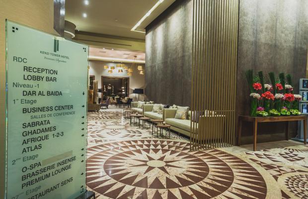 фото отеля Kenzi Tower изображение №25