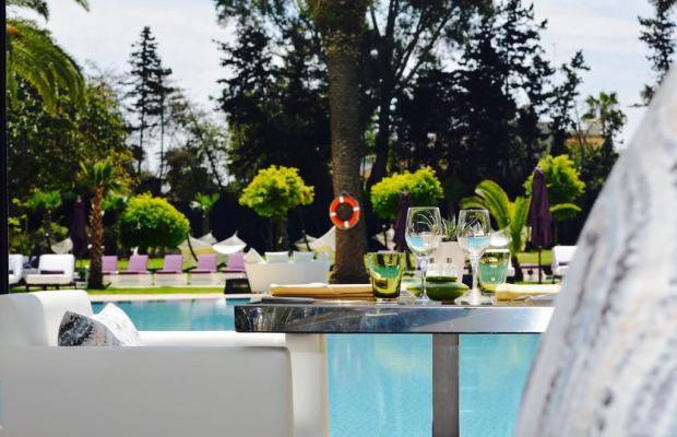 фотографии отеля Sofitel Rabat Jardin Des Roses (ex. Rabat Hilton) изображение №3