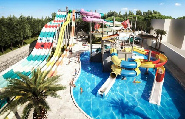 фото Golden Taurus Aquapark Resort (ex. Golden Taurus Park Resort) изображение №2