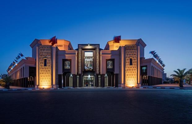 фото Movenpick Hotel Mansour Eddahbi & Palais Des Congres (ex. Mansour Eddahbi) изображение №82