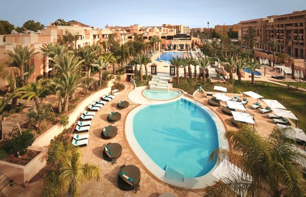 фото отеля Movenpick Hotel Mansour Eddahbi & Palais Des Congres (ex. Mansour Eddahbi) изображение №1