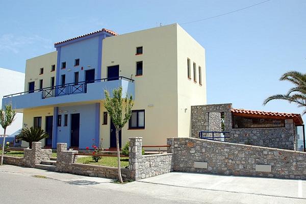 фотографии отеля Paraktio Beach Apartments изображение №11