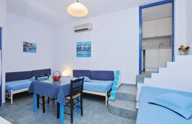 фотографии отеля Dolphin Antiparos Villas and Suites изображение №55