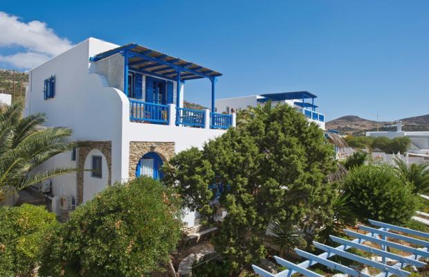 фото Dolphin Antiparos Villas and Suites изображение №26
