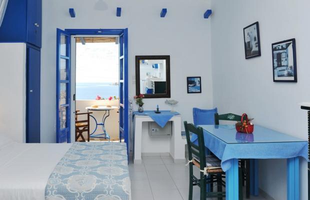 фотографии отеля Dolphin Antiparos Villas and Suites изображение №19