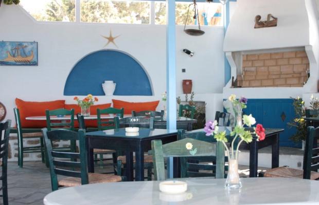 фотографии отеля Dolphin Antiparos Villas and Suites изображение №7