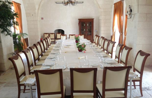 фотографии отеля Masseria Fortificata Donnaloia изображение №3