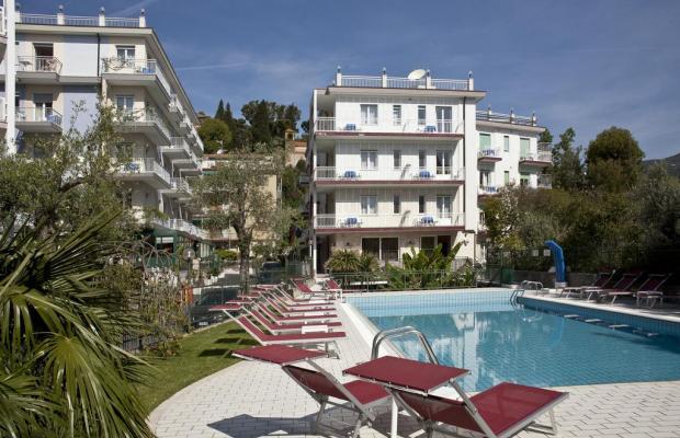 фотографии отеля Garden Hotel Alassio изображение №23