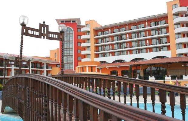фотографии отеля Hrizantema Hotel & Casino изображение №3