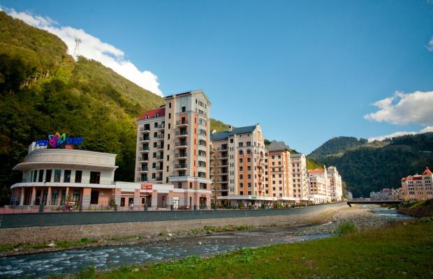 фото отеля Valset Apartments by Azimut Rosa Khutor (Апартаменты Вальсет) изображение №5
